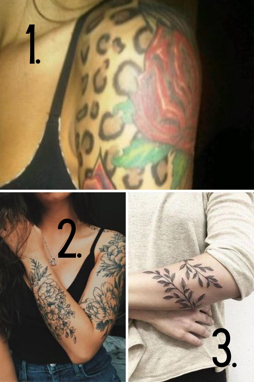 20 Tattoo Sleeve Filler Ideas for Women   TattooGlee