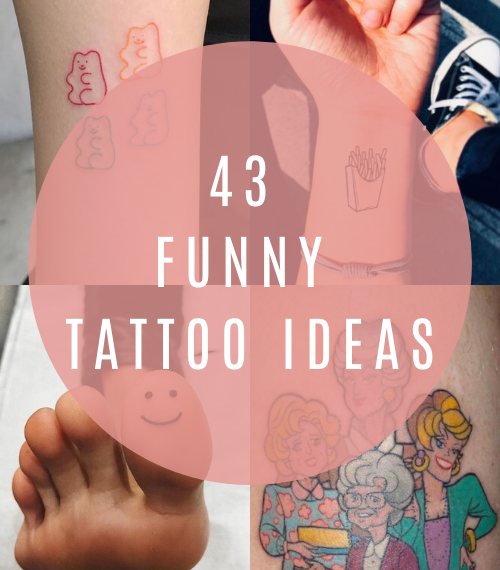 Funny Tattoo Ideas