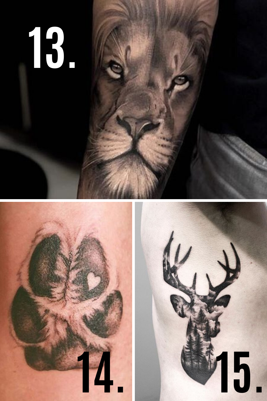 Tattoo for Men