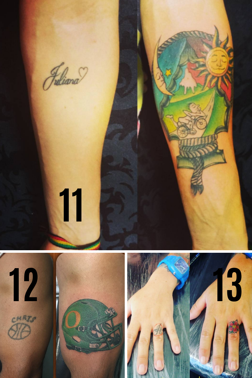 Name Cover Up Tattoo Ideas
