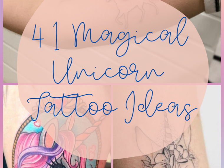 Unicorn Tattoo Ideas