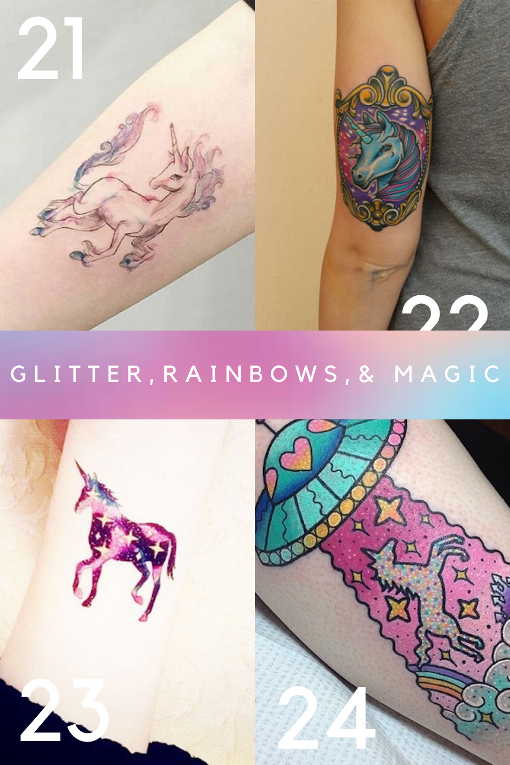 Magical Tattoo Ideas