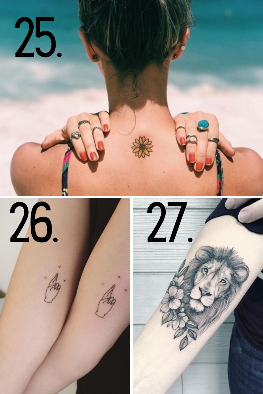 Tattoo Filler Ideas