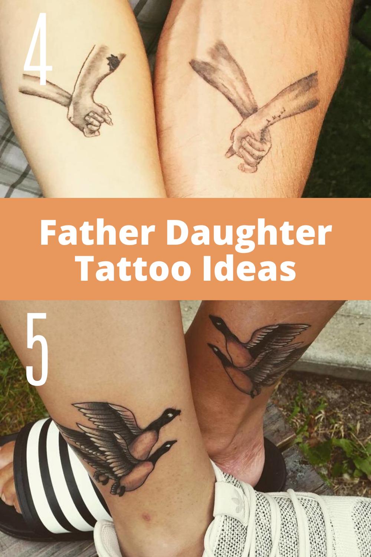 Daughter Tattoos