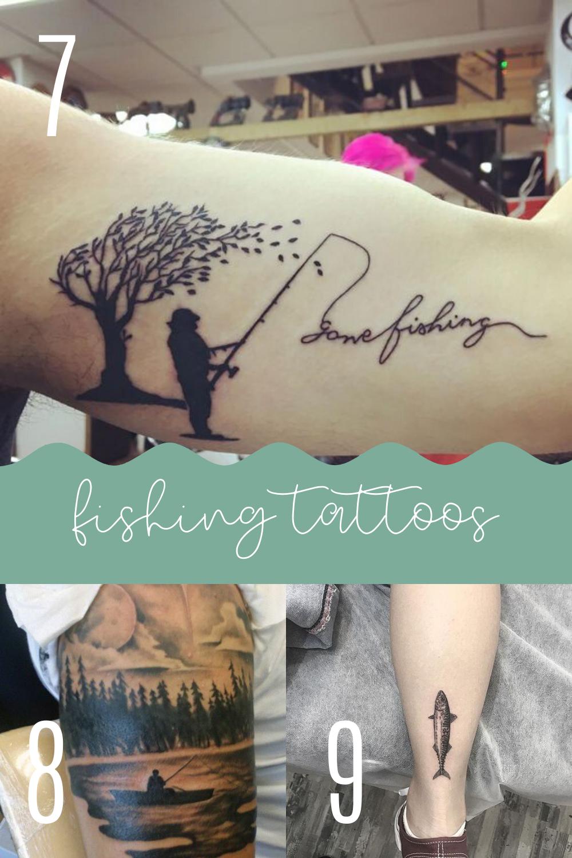 Fly Fishing Tattoos