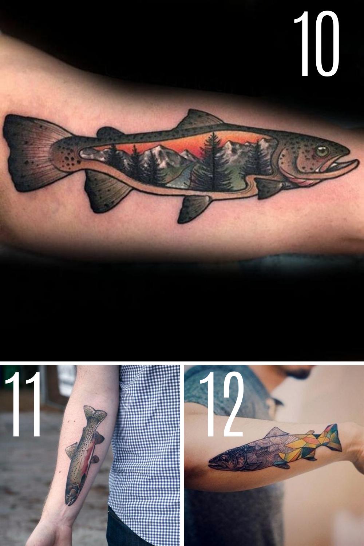 Outdoor Tattoos