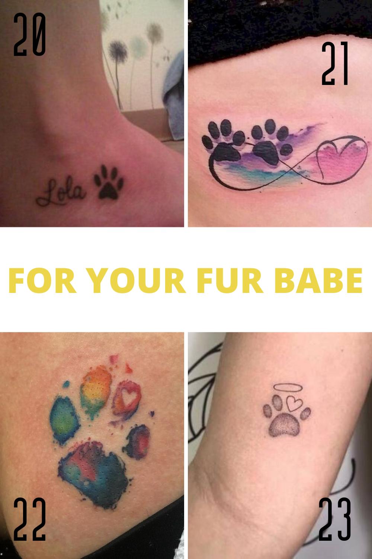 Dog Tattoos