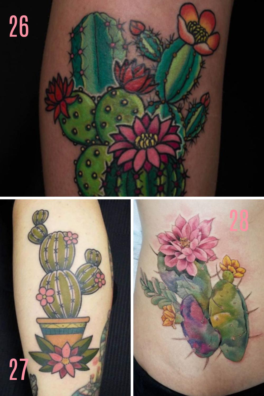 Flower Tattoo Ideas