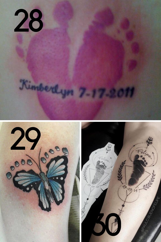 sentimental tattoos