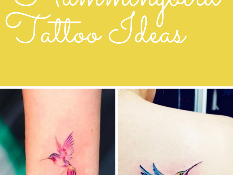 Hummingbird Tattoo Ideas