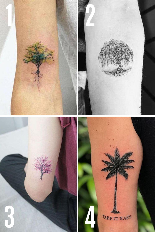 Outdoors Tattoo