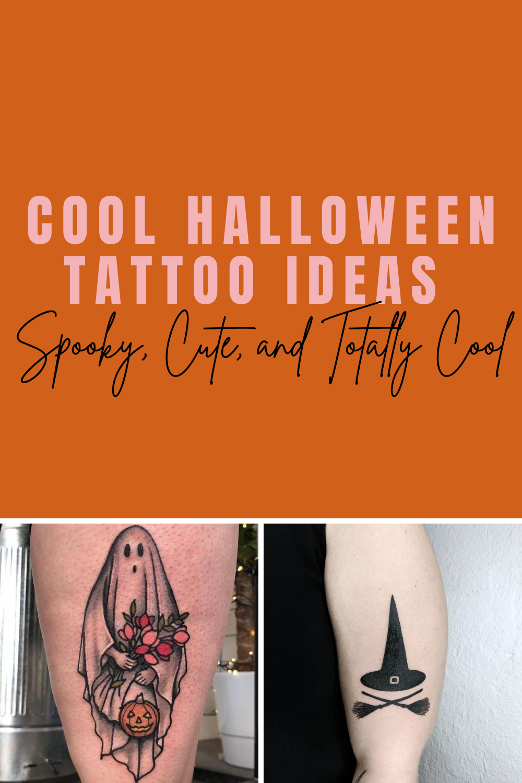 Cool Halloween Tattoo Ideas