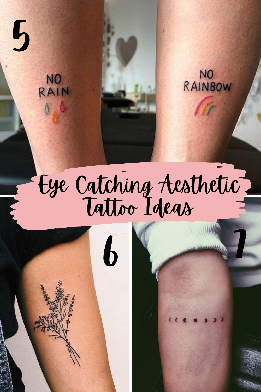 Aesthetic Tattoo Ideas