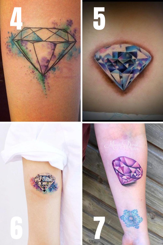 Colorful Tattoo Ideas