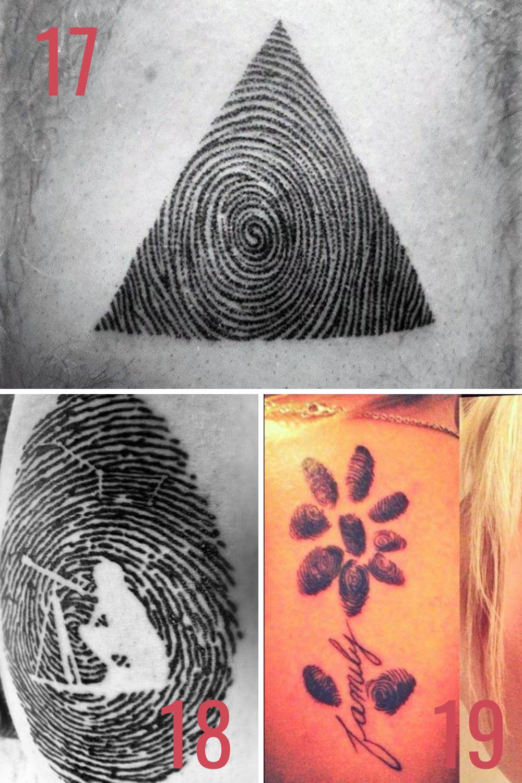 Thumbprint Ideas