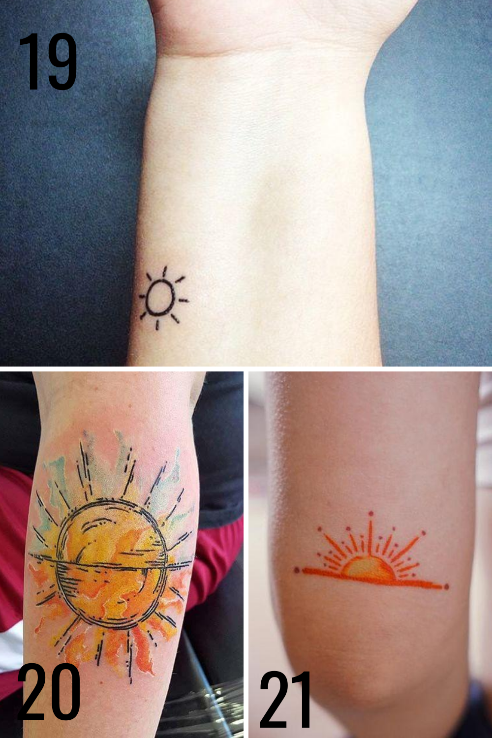 Sunrise Tattoos