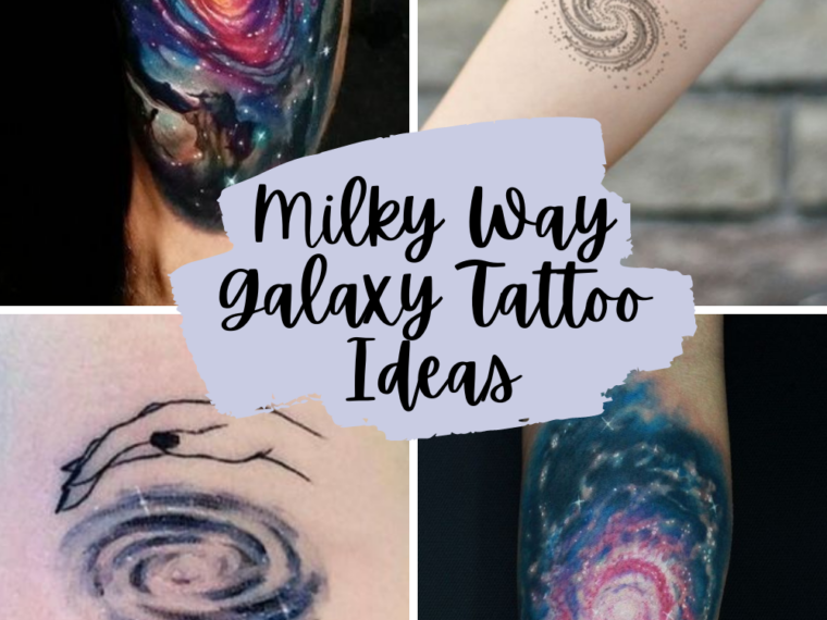 Milky Way Tattoo
