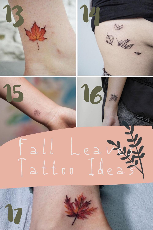 Fall Tatttoo