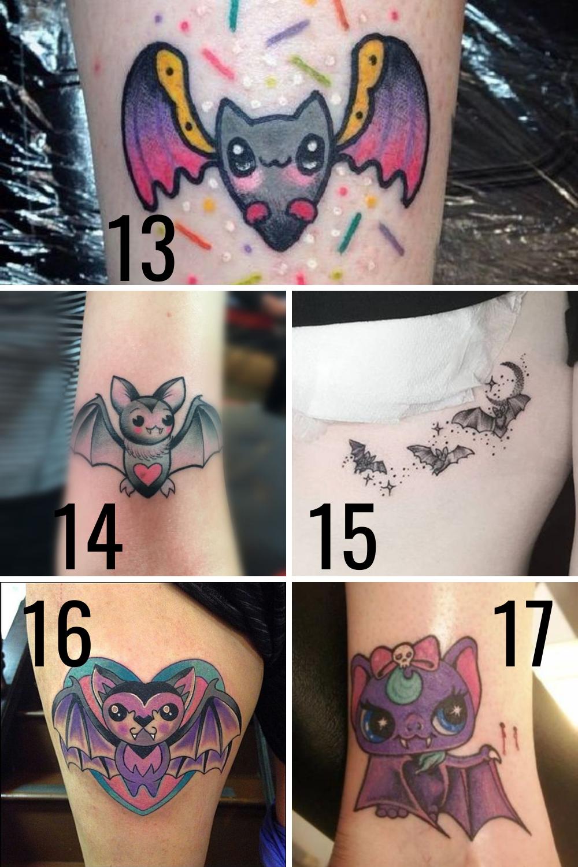 Bat Tattoo Ideas