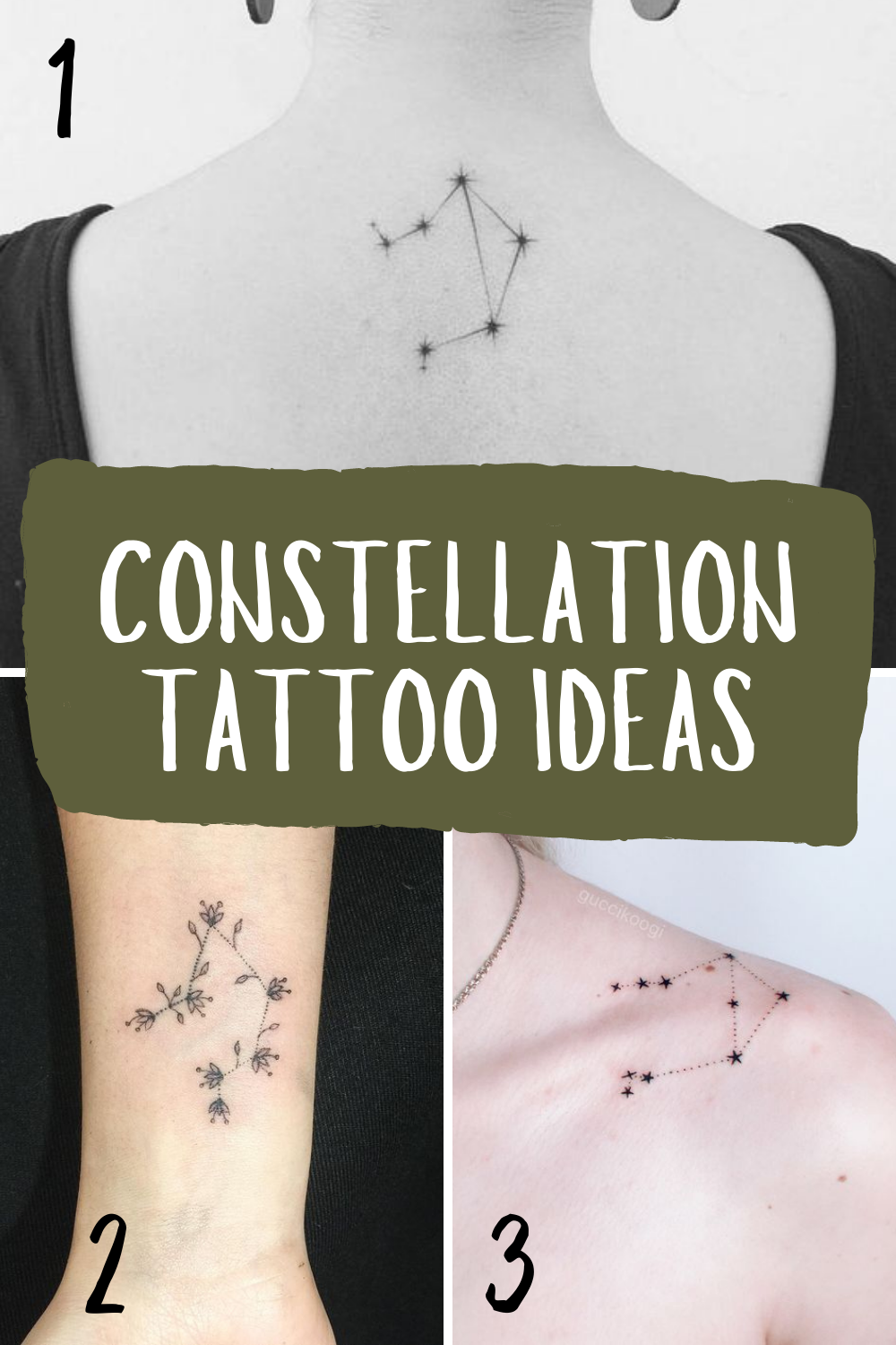 Constellation Tattoo