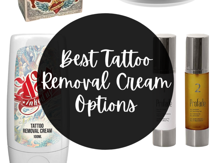 best tattoo removal creams
