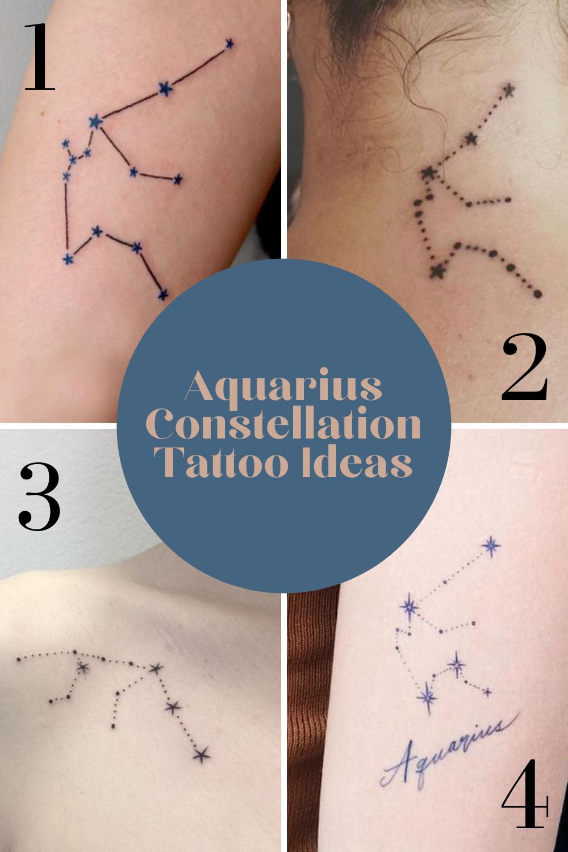 Aquarius Tattoos