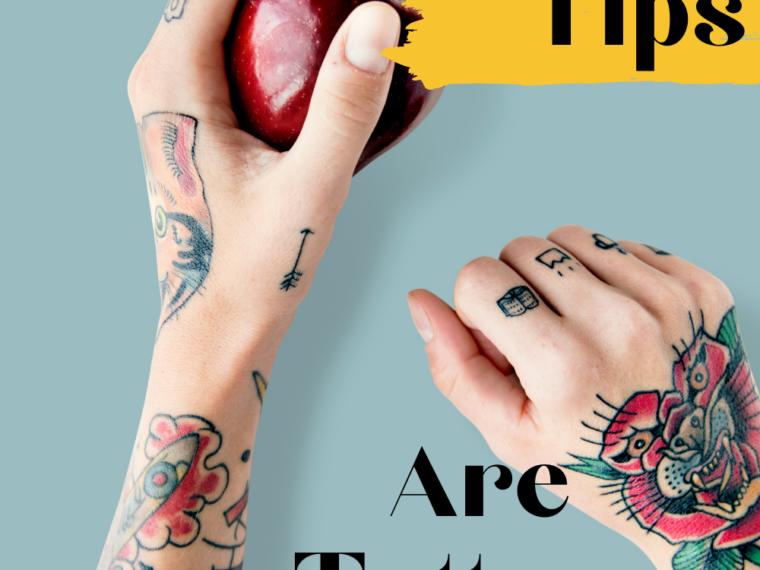 Tattoo Peeling