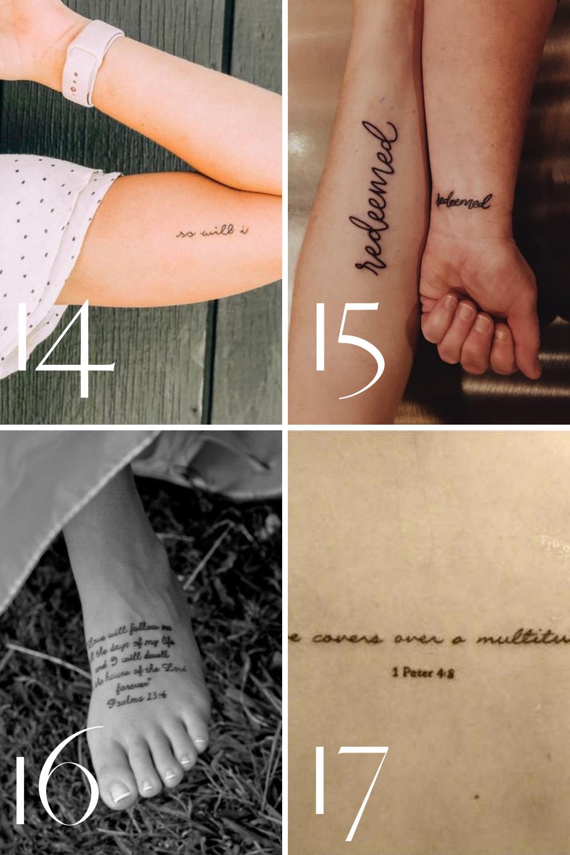 Religious Tattoo Ideas
