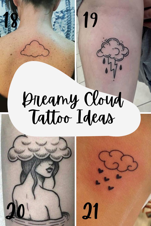 Raindrop Tattoo Designs
