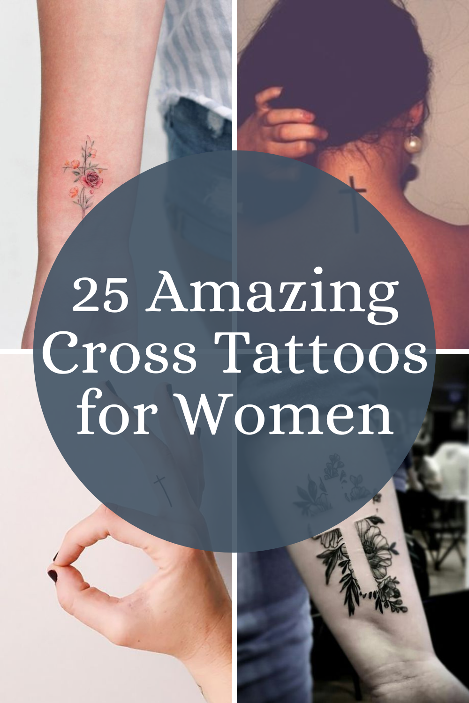 Cross Tattoos for Women