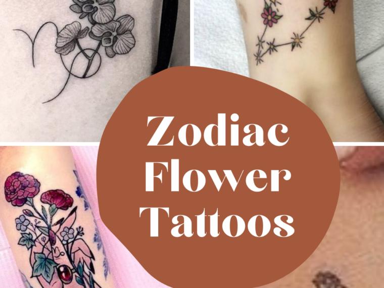 Zodiac Flower Ideas