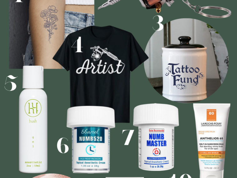 Tattoo Gift Guide