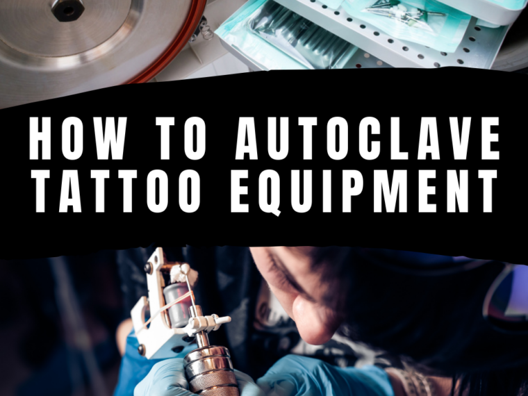 How to Autoclave tattoo equipment
