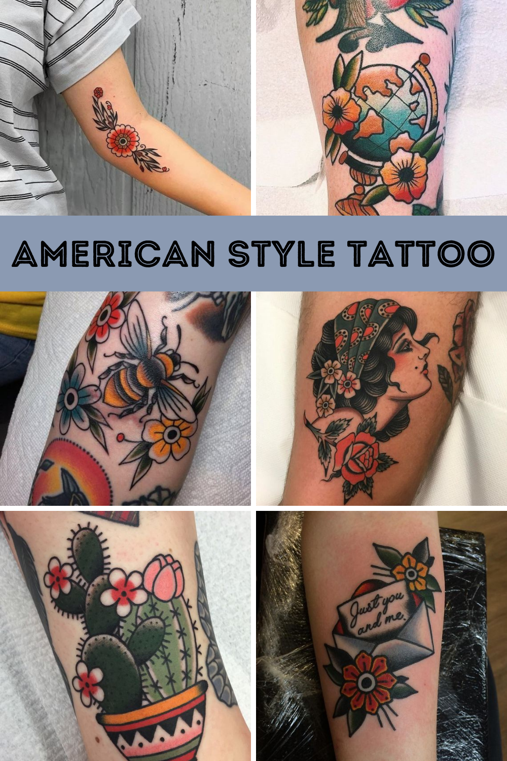 Tattoo Styles American Traditional