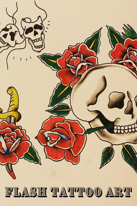 Flash Tattoo Ideas