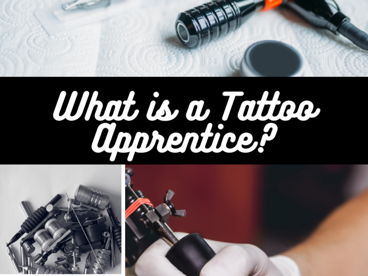 Tattoo apprentice
