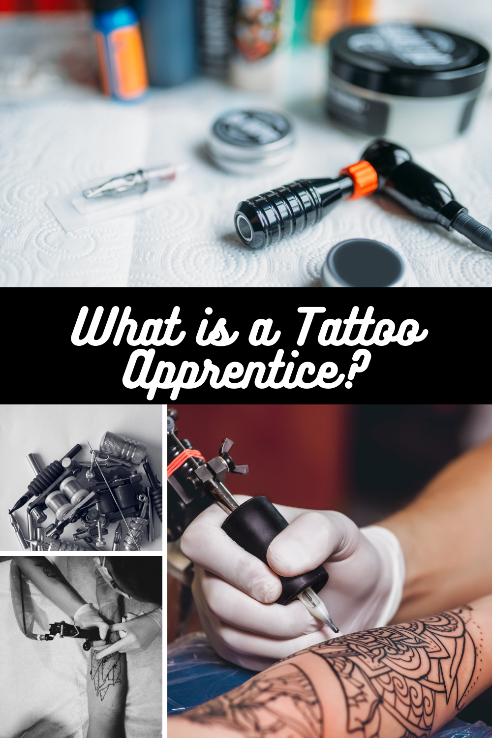 what is a tattoo apprentice