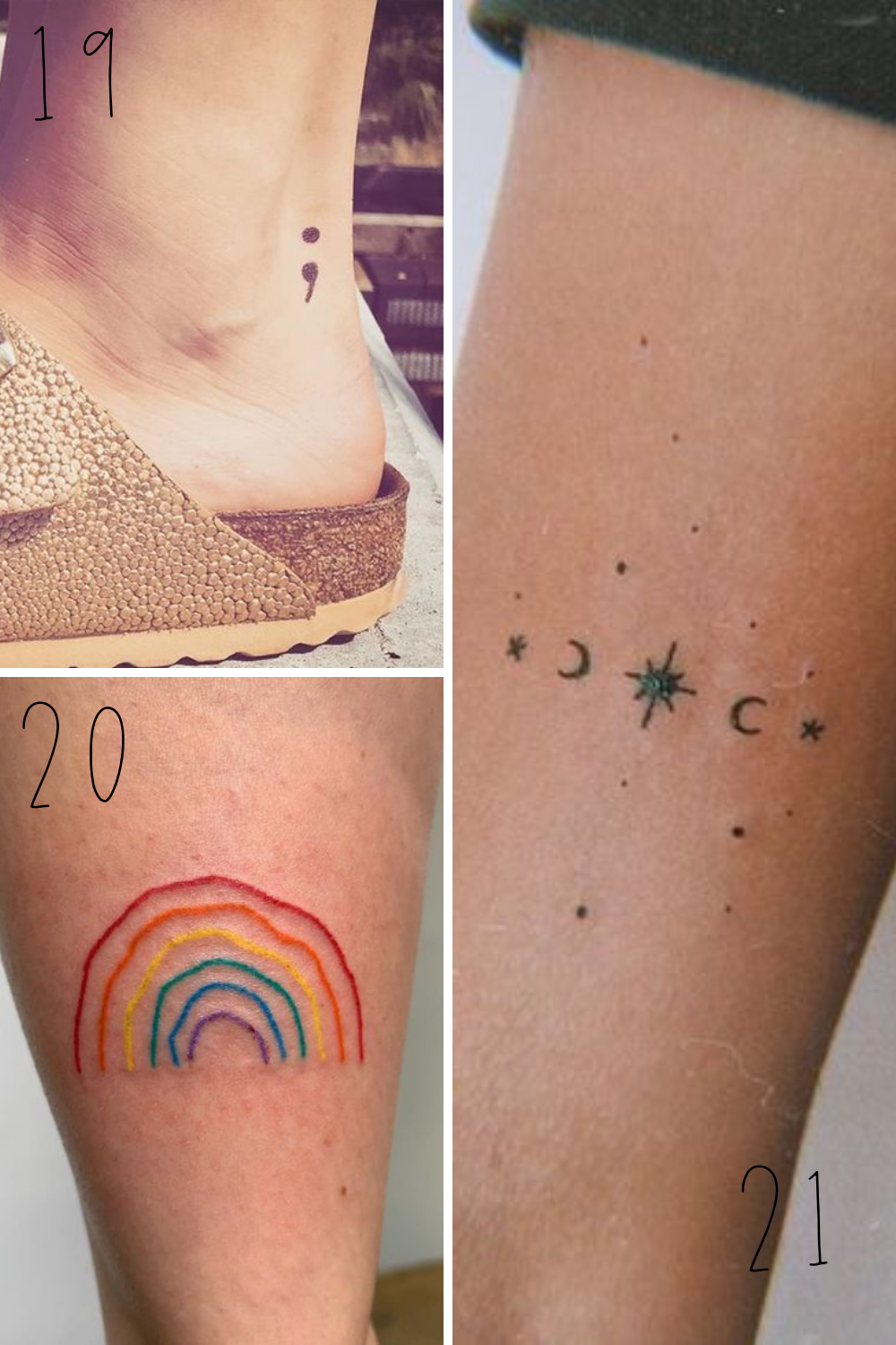Simple tattoo Ideas For 2021