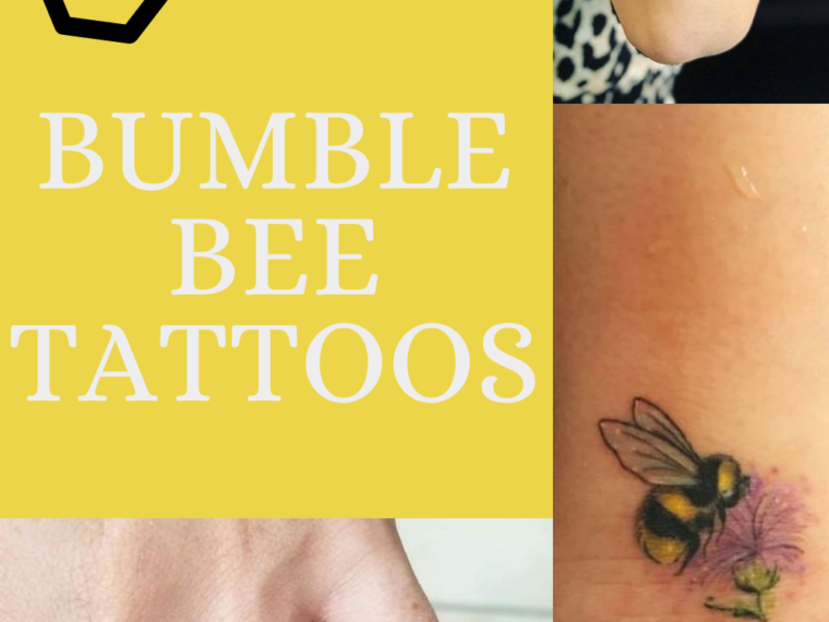 Bumble Bee Tattoos