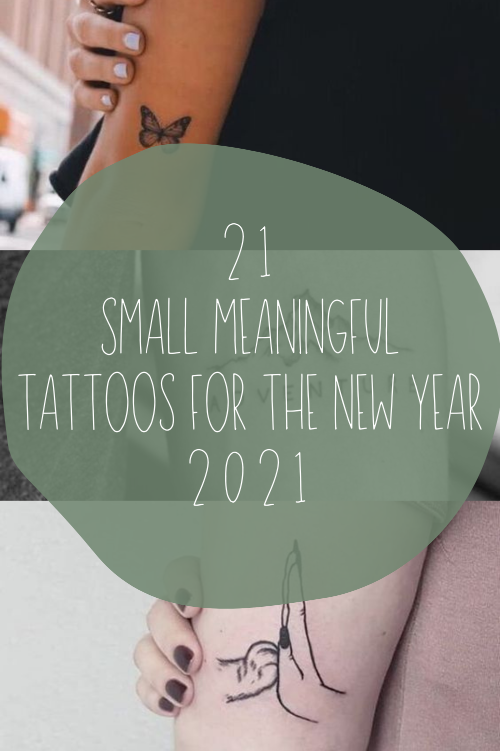Small Meaningful Tattoos for the New Year