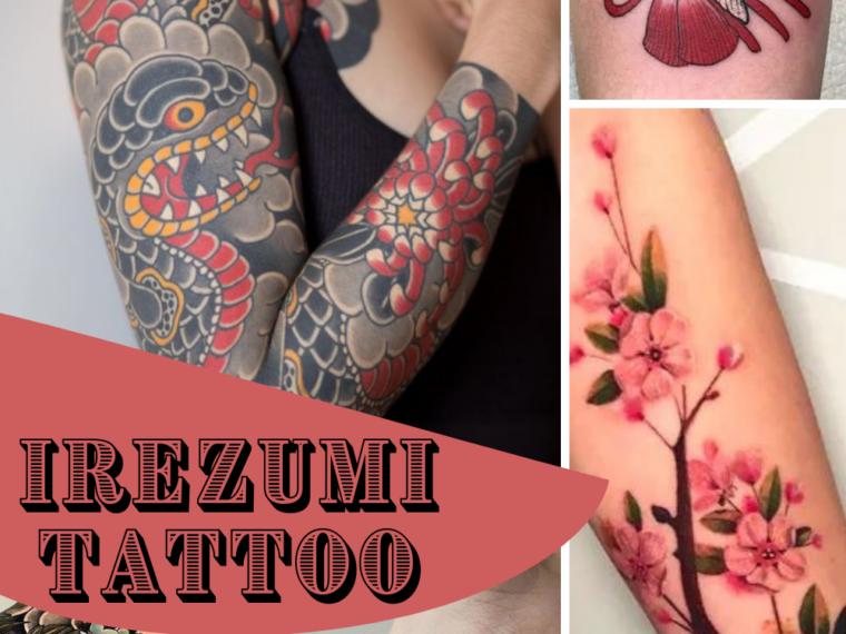 Irezumi Design