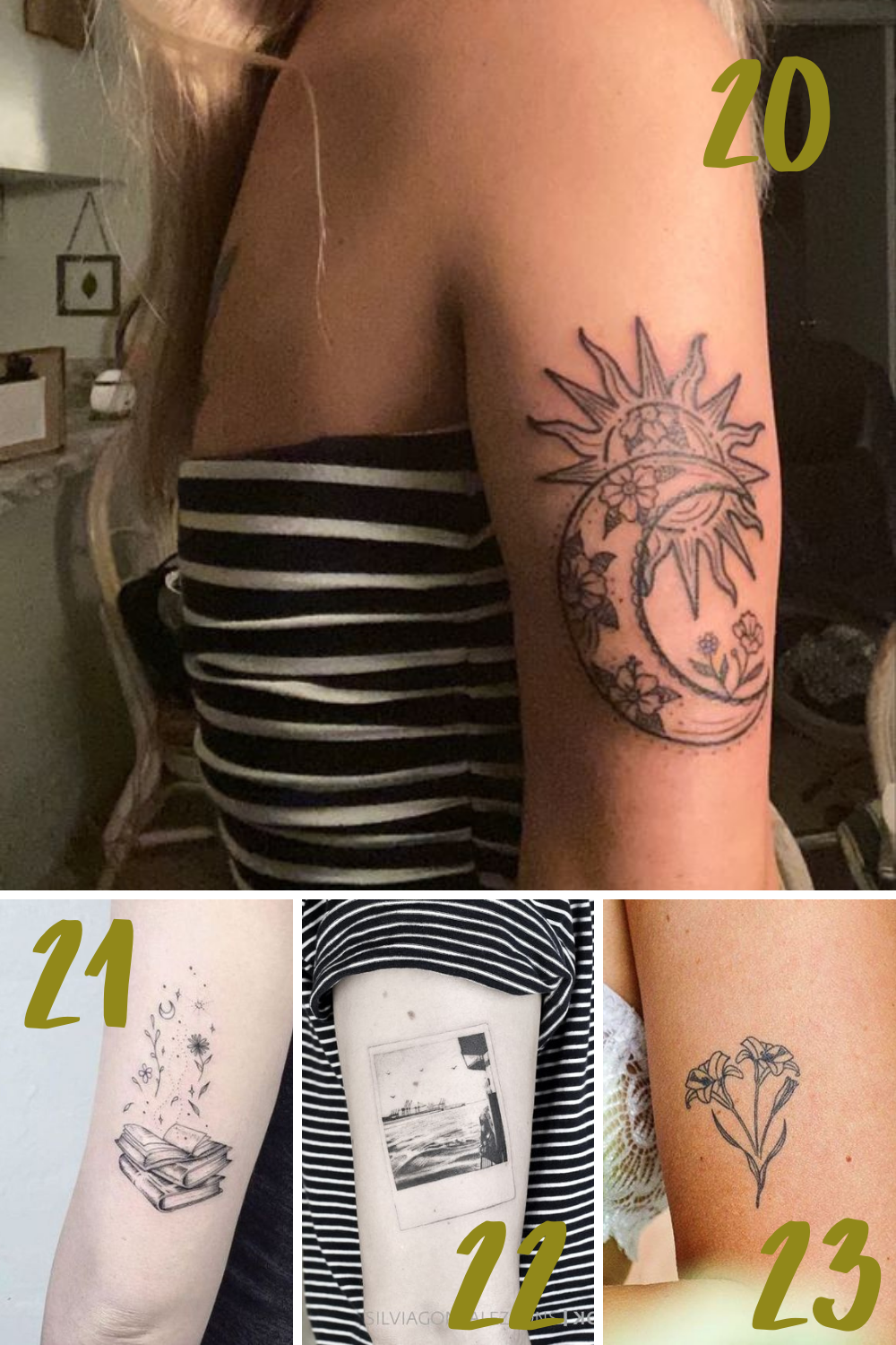 Tattoo Sleeve Ideas for Females