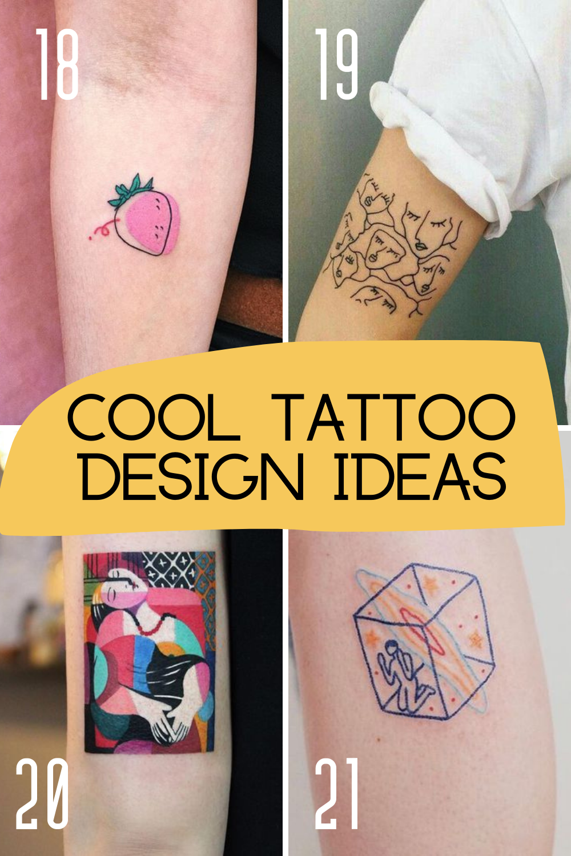 Cool Tattoo Art Design Ideas