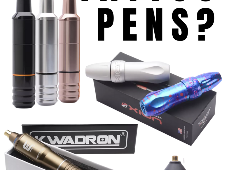 Best Tattoo Pens