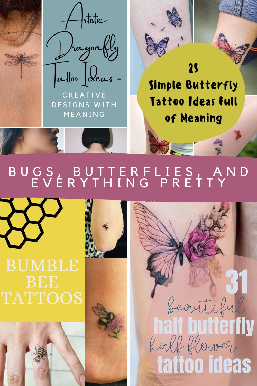 Pretty Animal Tattoo Ideas For Women