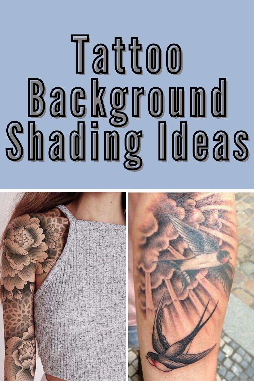 Tattoo Background Shading