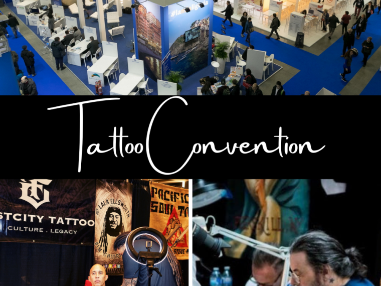 What is a Tattoo Convention?
