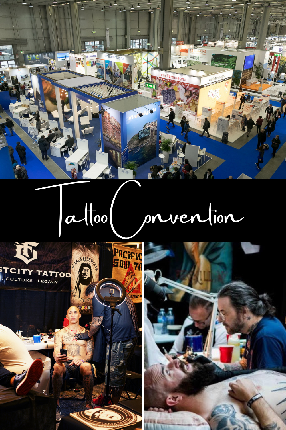 What is a Tattoo Convention & why should I go?