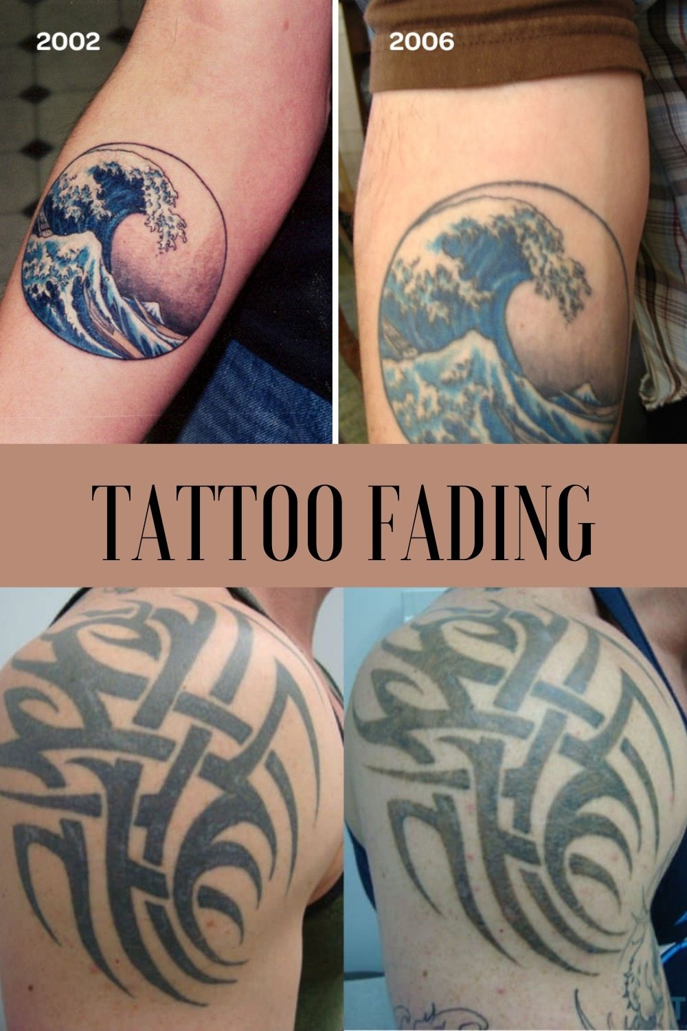 What is Tattoo Fading & How to prevent it
