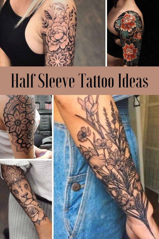 Half Sleeve Tattoo Ideas
